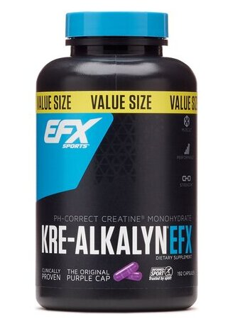 EFX Are-Alkalyn 192 capsules
