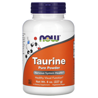 Now Taurine Pure Powder 227g