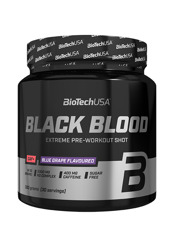 Biotech Black Blood Caf