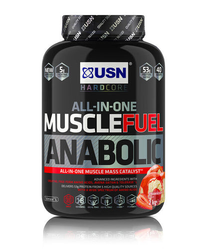 USN Muscle Fuel Anabolic 2kg