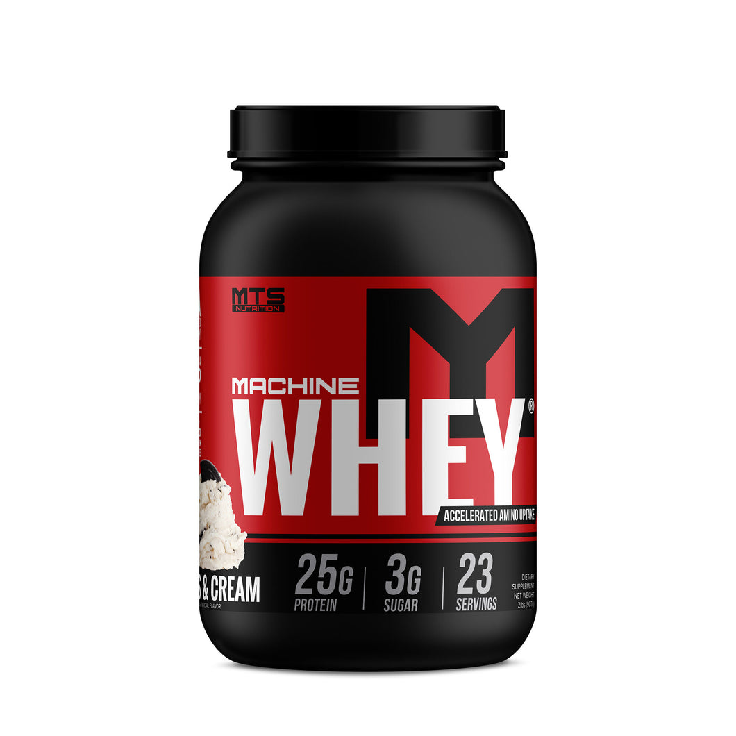 MTS Nutrition Machine Whey 907g