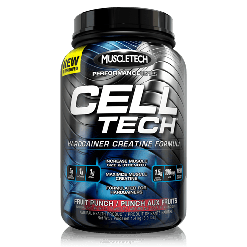 MuscleTech Cell Tech 1.4kg