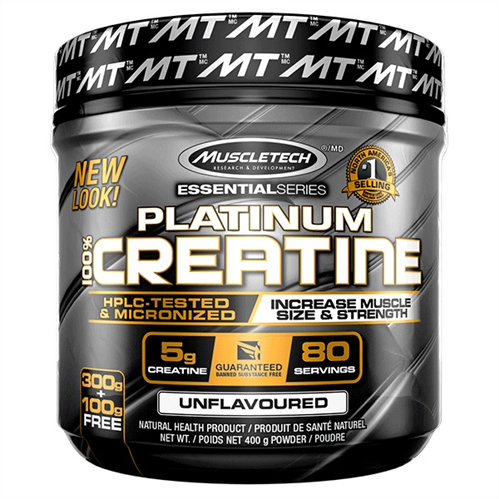 Muscletech platinum creatine 400g