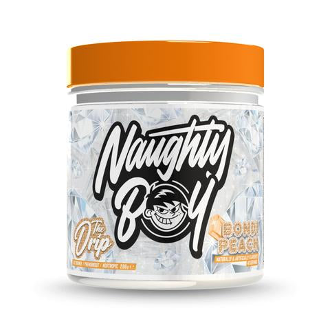 NaughtyBoy The Drip - Extreme Pre-workout & Fat Burner