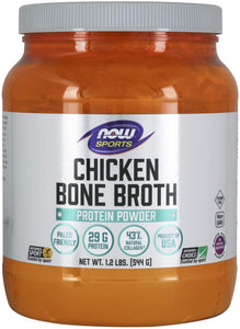 Now Foods Chicken Bone Broth
