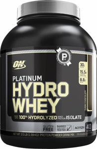 Optimum Nutrition Platinum Hydrowhey 1.6kg