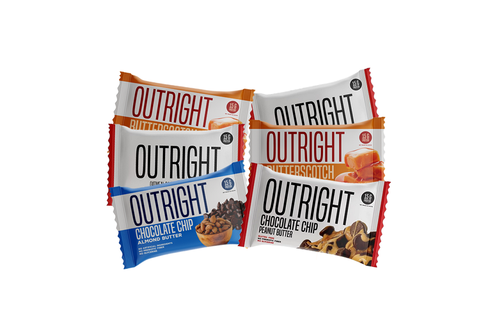 MTS Nutrition Outright Bars x 12