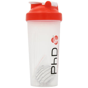 PHD Shaker 600ml with mix ball