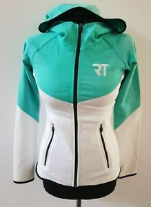 RT Pro Wear Ladies Hoodies Green / White