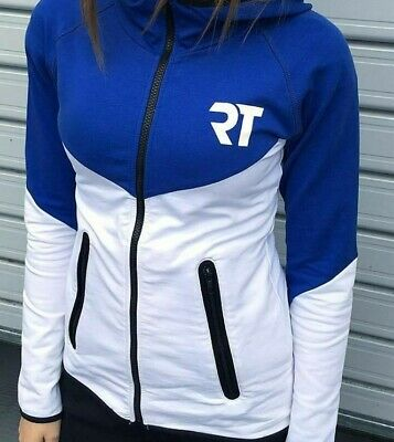 RT Pro Wear Ladies Hoodies Blue / White