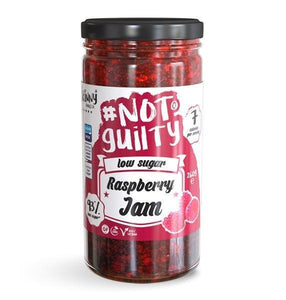 Skinny Food co Raspberry Jam #NotGuilty Low Sugar Raspberry Jam
