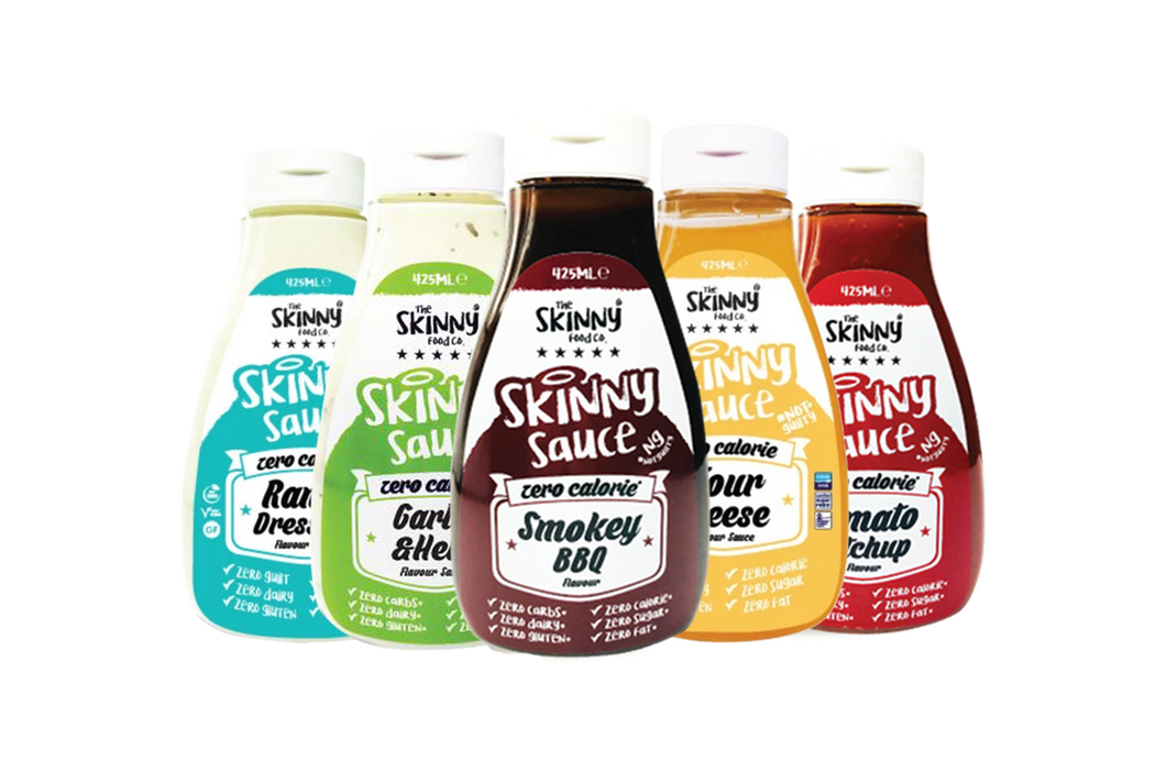 The Skinny Food Co Skinny Sauce