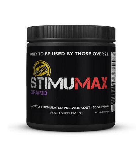 Strom Sports Stimumax Black Edition