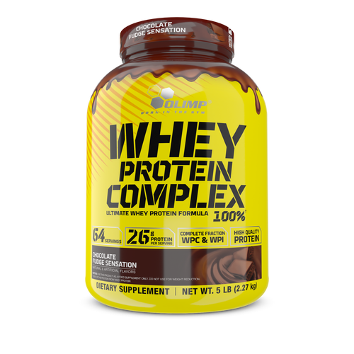 Whey Protein Complex 100% 2.27 Gold Edition