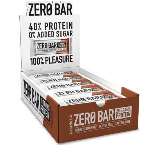 Biotech USA Zero Bars