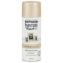 Rustoleum Spray Paint - Painter's Touch Metallic