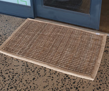 Load image into Gallery viewer, Doormat - natural Jute