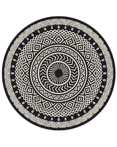 Outdoor rugs - Round