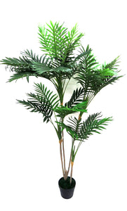 Artificial Plant Supplier - Perfect Palm Tree 140cm