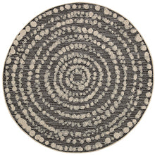 Load image into Gallery viewer, Rug: Outdoor- Spiro Round