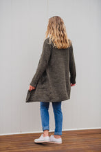 Tulsa Circle Shawl Cardigan
