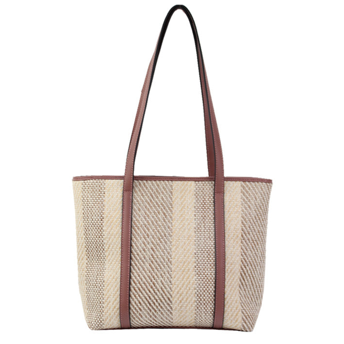 Erin Summer Straw Bag