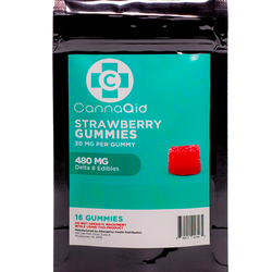 Delta 8 Gummy Squares 30MG each (8CT) and (16CT)