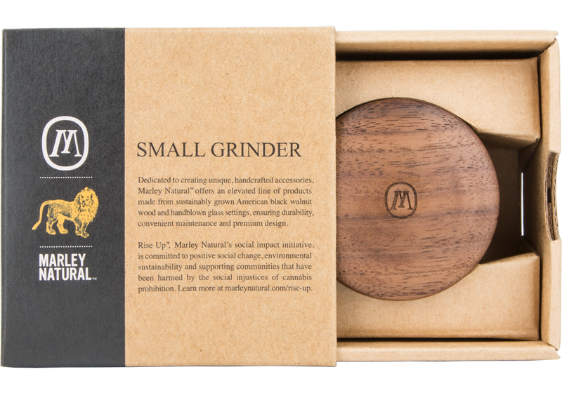 Marley Natural Wood Grinder - Small
