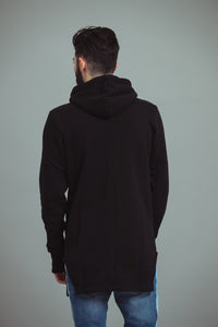 ZIPPER STREETPOCKET - NOIR