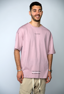 TEE-SHIRT CHANGES - ROSE