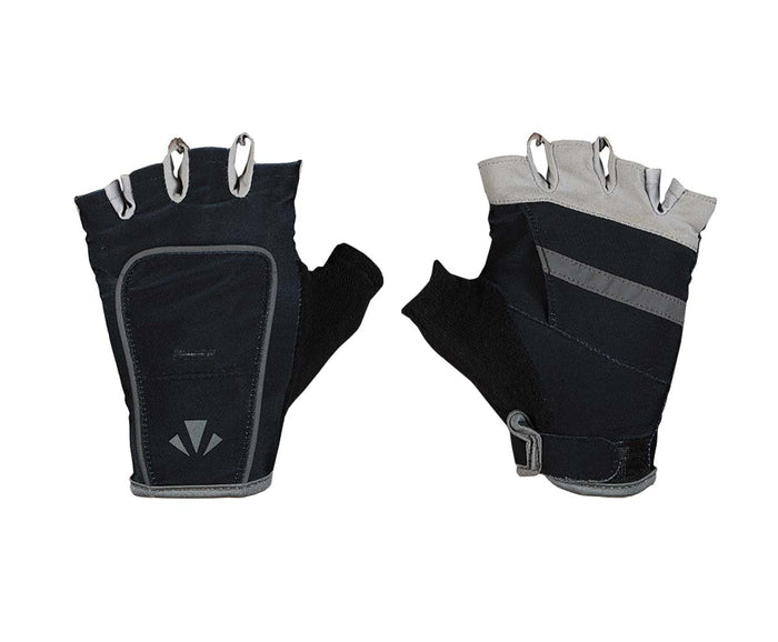 MangataLites Batty Black Half Gloves Kit (Lights included) - Mangata