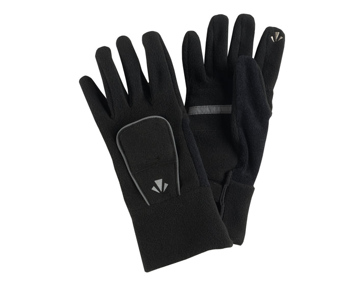PolarLites Fleece II Gloves (BLACK) Full-Length Kit - Mangata