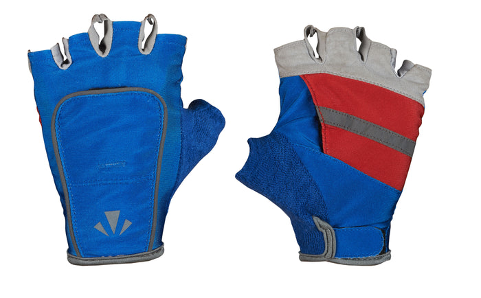 MangataLites Blue & Red Half Gloves Kit (Lights Included) - Mangata