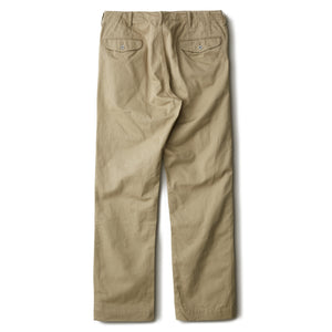 PHIGVEL -OFFICER TROUSERS REGULAR- KAHKI
