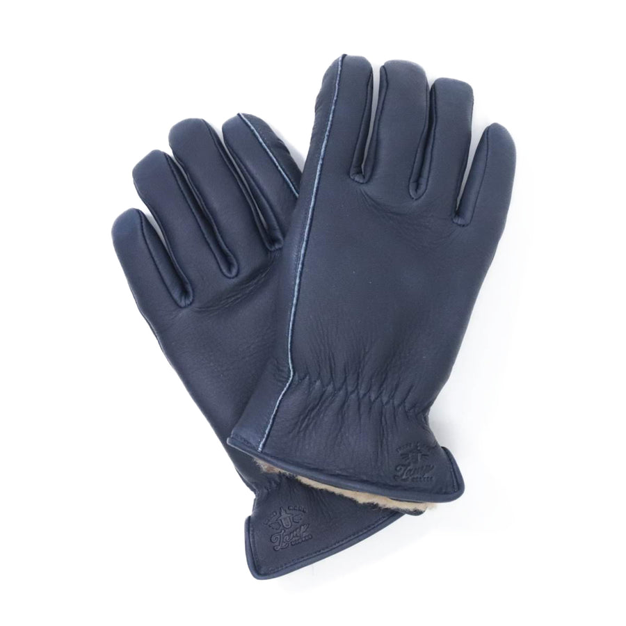 Lamp gloves -Winter glove- NAVY