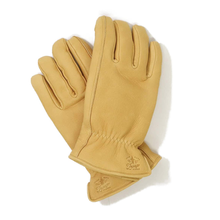Lamp gloves -Winter glove- CAMEL