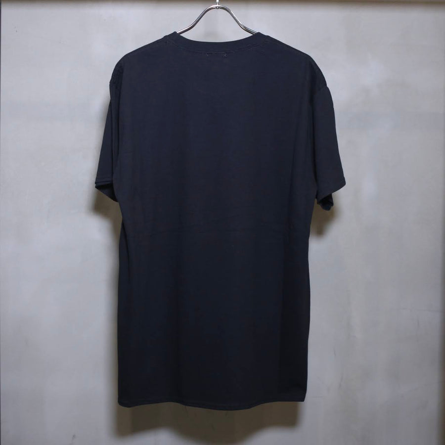 SOLARIS&Co. -H/S TEE- BLACK