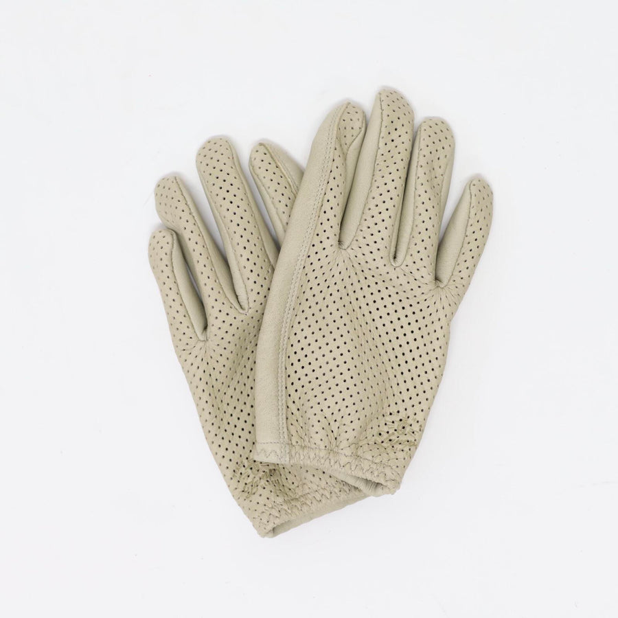 Lamp gloves -Punching glove- Greige