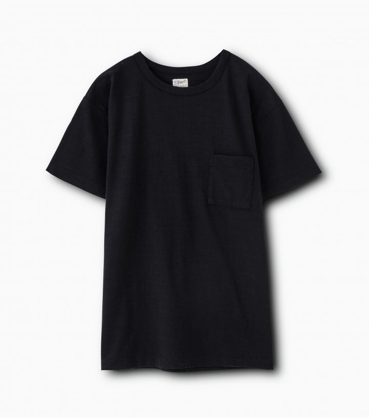 PHIGVEL -POCKET TEE- INK BLACK