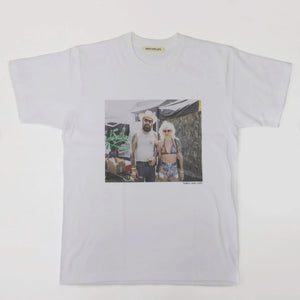 EARLY AND LATE. -BEER Tee- WHITE