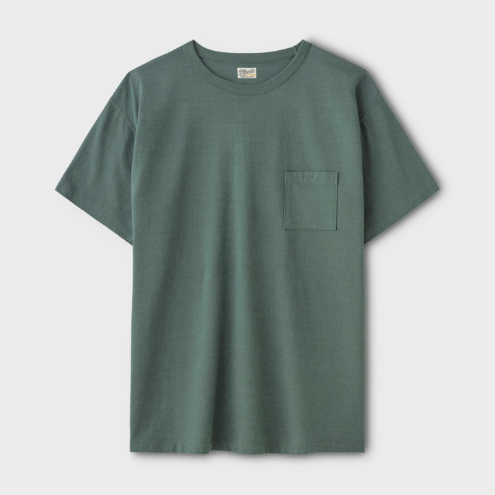 PHIGVEL -POCKET TEE- French Khaki