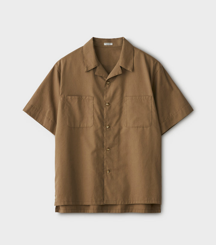PHIGVEL -Workaday SS Shirt- Safari Khaki