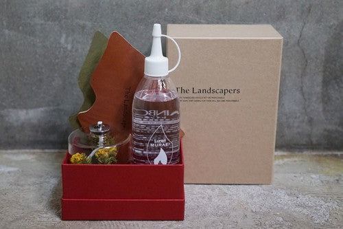 The Landscapers -PLANTAHOLIC OIL LAMP No.- Cones