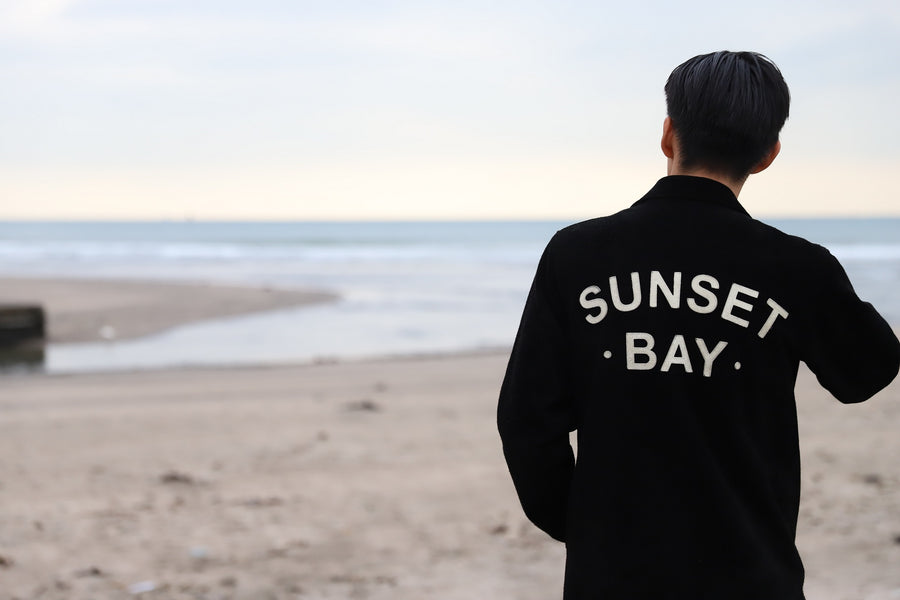 SUNSET BAY -ANAHEIM W/PATCH- BLACK