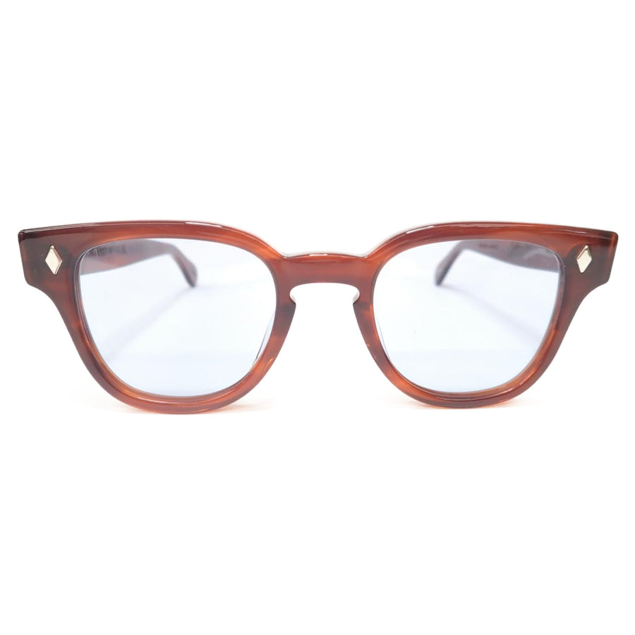 JULIUS TART OPTICAL -BRYAN 46- AMBER / LIGHT BLUE