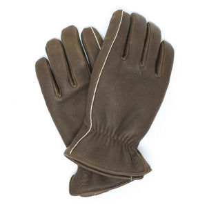 Lamp gloves -Winter glove- FOREST BROWN