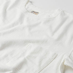 PHIGVEL -POCKET TEE- off white