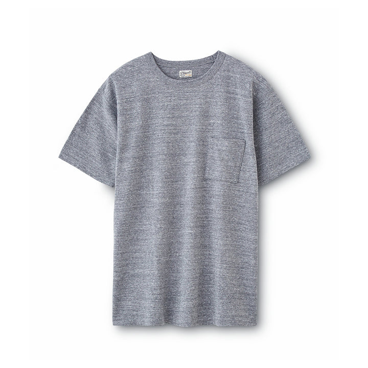 PHIGVEL -POCKET TEE- top gray