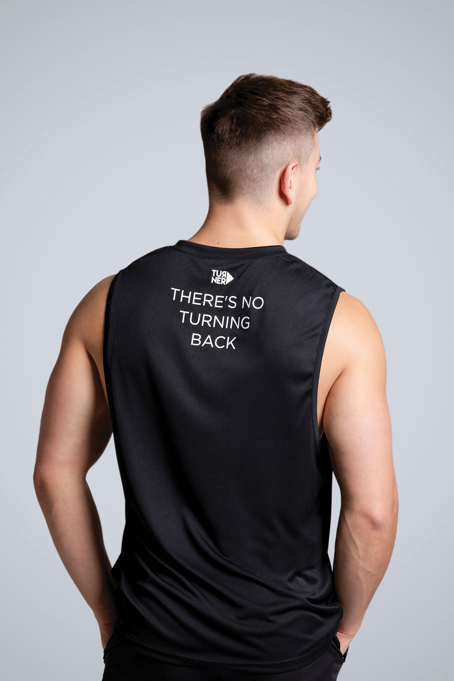 Men's FreedomFit Tank Top - Black