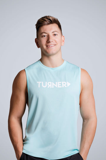 Men's FreedomFit Tank Top - Mint